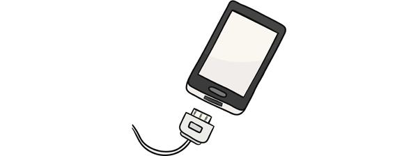 iphone-anschluss