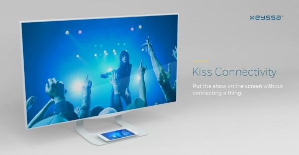 Keysa-Kiss-Verbindung