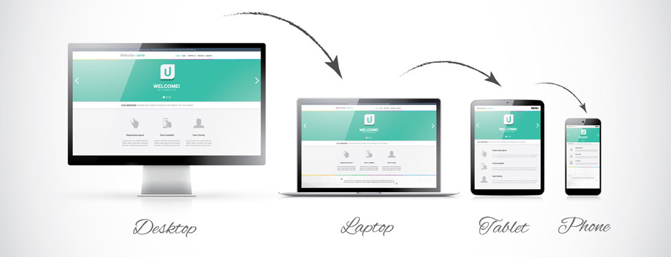 Responsive Design Mobile Version Ihrer Homepage