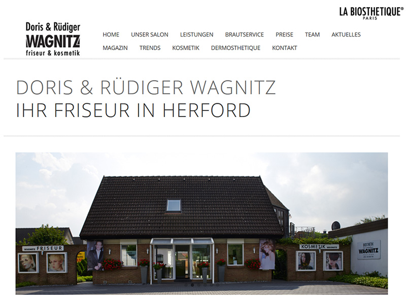 Friseur-Herford-Wagnitz Friseur & Kosmetik